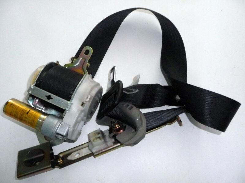 Lexus GS GS300 GS430 MK2 Black Front Passenger Side Interior Seat Belt  - Left