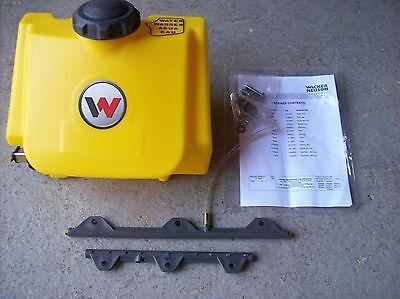 Wacker Wp1550 Wp1540 Plate Tamper Compactor Water System Kit - Oem 0112125