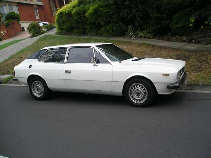 1973 Lancia Beta Hatchback