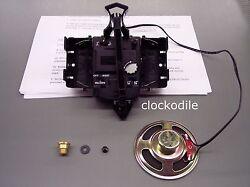 1/2 Shaft HOWARD MILLER KIENINGER 2 Chime WALL CLOCK MOVEMENT -Hermle 2215 2214