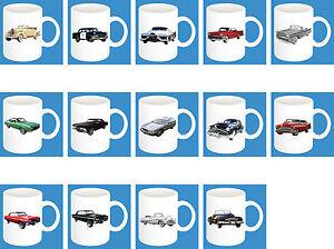 300-ml-ceramica-Tazza-con-fantasia-BUICK-AUTO-MODELLO-caffe-Tazza-AUTO