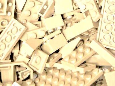 Lego Bulk lot tan Bricks plates special parts pieces 1 Lb Used LEGOs by Pound