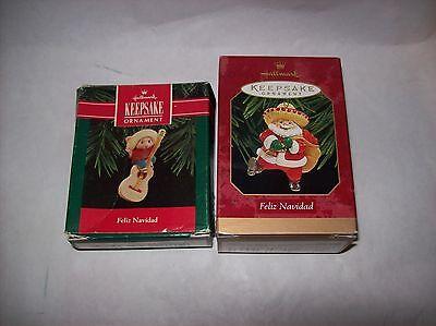 HALLMARK KEEPSAKE CHRISTMAS ORNAMENT FLIZ NAVIDAD MULTIPLE YEARS AVAILABLE BOX ()