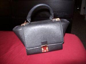 Brand new mini black satchel. Kitchener / Waterloo Kitchener Area image 2