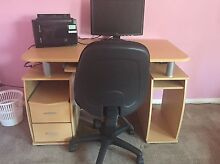 Desk & Chair - $75 Minto Campbelltown Area Preview