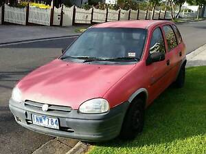 1996 Holden Barina Hatchback Ascot Vale Moonee Valley Preview