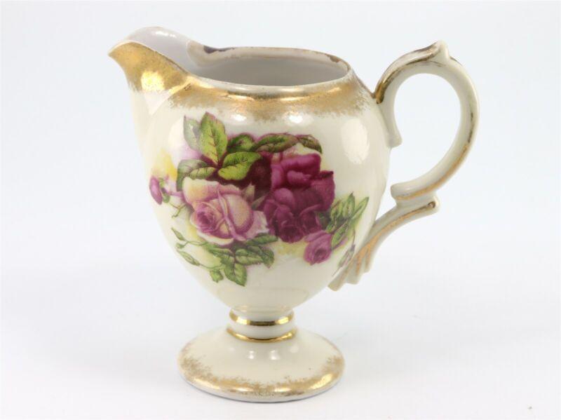 Vintage Golden Rose Creamer NW6/614