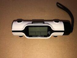 Vintage Ken-Tech Alarm Clock Snooze - LED Flashlight Radio Controlled