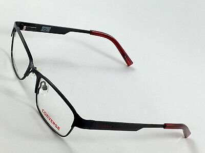 New CONVERSE K025 Black Boys Kids Eyeglasses Frames (Boys Eyeglasses Frames)