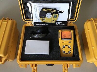 Bw Gasalert Microclip Xl Multi Gas Monitor Detector Meter H2slelcoo2 1