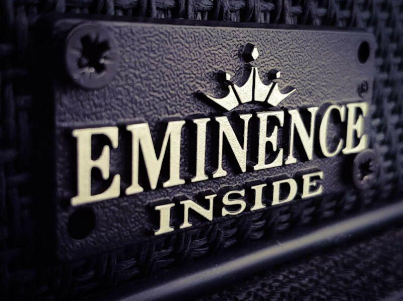 Laney , 1x12 laney cab , 1x12 guitar cabinet - Eminence Legend 1218 150W 8ohm