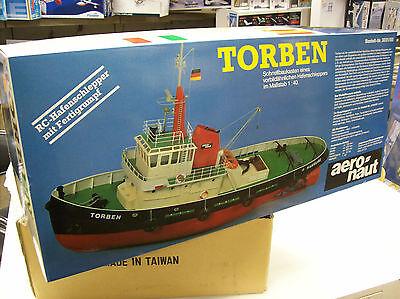 Aeronaut Torben Hafenschlepper Bausatz Aeronaut 3031/00  X