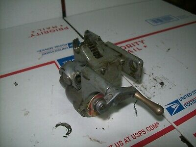 Atlas Milling Machine Table Power Feed Gear Box Assembly