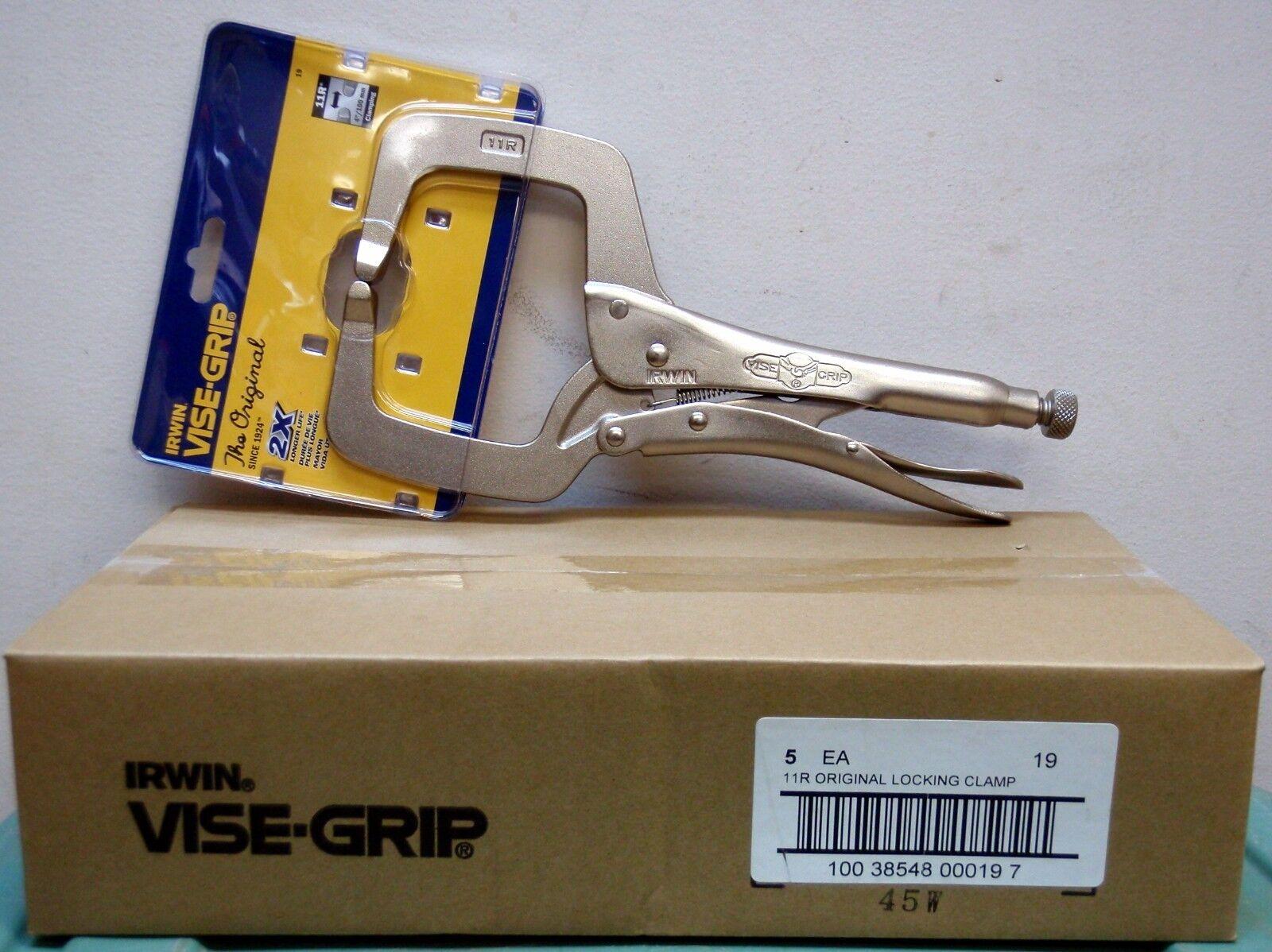 vise grip 11r 11 original locking c
