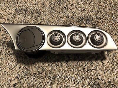 Vent Control Assembly (2002 - 2004 Acura RSX S Air Condition Heater Control Assembly with Tan Vent )