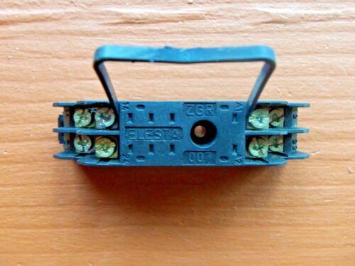 Elesta ZGR007 Relay Base Socket 8-Pin