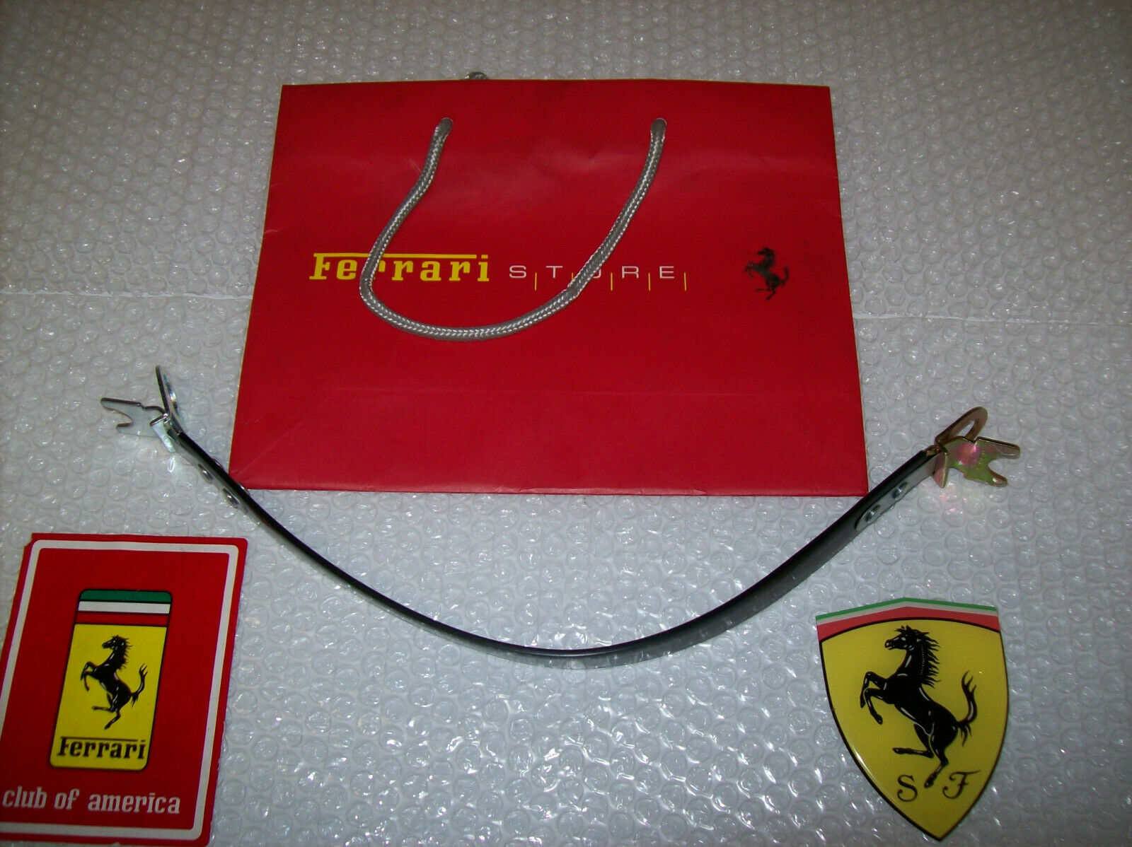 "308 Gts- 328 Ferrari Battery 14"" Lifting Carrying Strap ..."