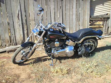 Sell or swap 2007 Harley davidson soft tail Custom