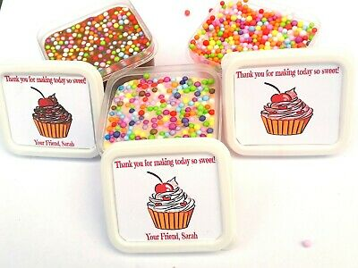 Cupcake Slime Pack of 3 birthday Slime Classroom Treats Party Favors bulk cheap