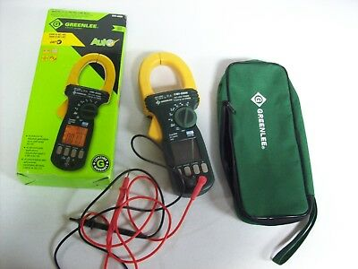 Greenlee Voltage Tester In Box W Bag - Barely Used  Cmi-2000