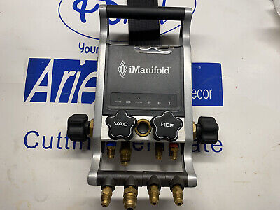 Imperial Imanifold 900m Hvac Wireless Digital Refridgeration Manifold