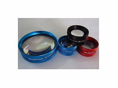 3pc Set 78d90d20d Aspheric Lens Ophthalmology Optometry Free Dhl