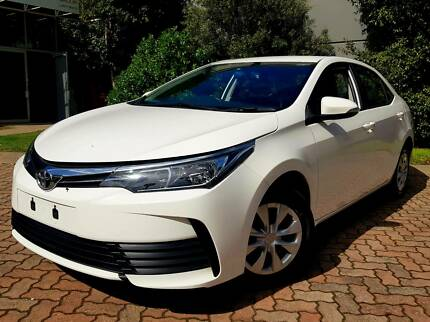 2018 Toyota Corolla ASCENT Automatic Sedan Dingley Village Kingston Area Preview
