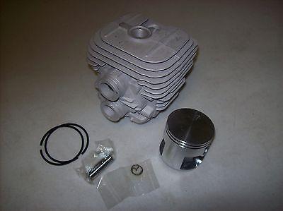 Stihl Ts 420 Rebuild Kit W Cylinder Piston Rings Clips Piston Pin Gasket