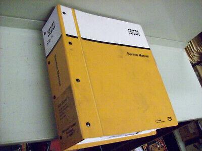 Case 580 Super K Loader Backhoe Service Manual Bur 8-16480
