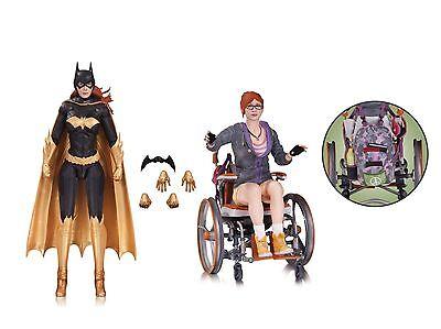 Batman Arkham Knight Batgirl   Oracle Action Figure  2 Pack  Dc Collectibles