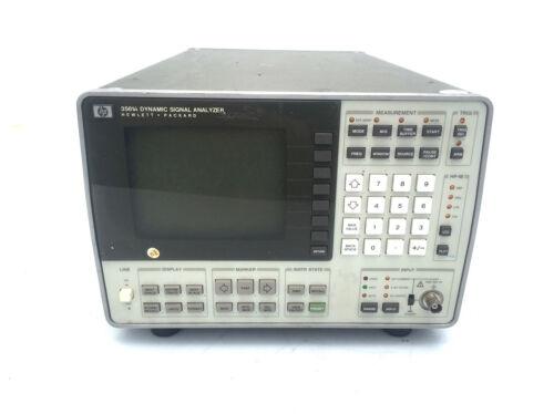 HP - Agilent - Keysight 3561A Spectrum Analzyer