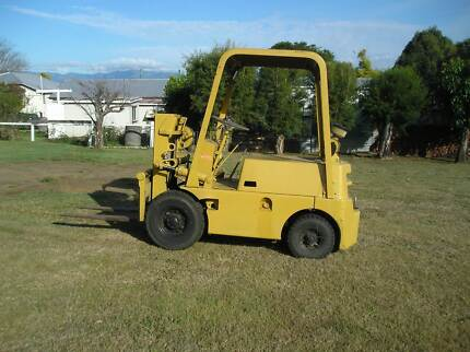 Toyota Fork lift Kalbar Ipswich South Preview