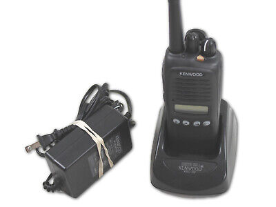 Kenwood Tk-3180 Tk3180 Uhf 450-520 Mhz 5w 500 Ch Ltd Keypad
