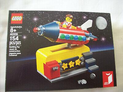 LEGO 40335 Ideas Space Rocket Ride