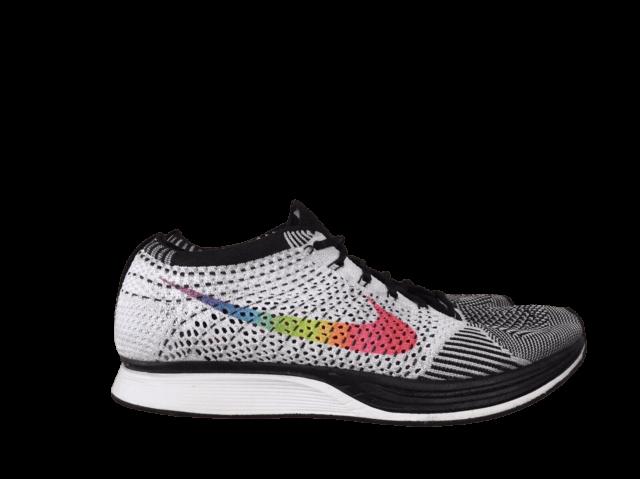 Nike Flyknit Black White