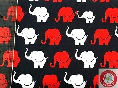 Jersey - Elefanten - Parade - dunkelblau / - Parade Perlen