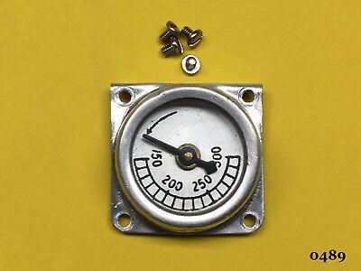 Kingsley Machine - Temperature Thermometer Screws - Hot Foil Stamping Machine
