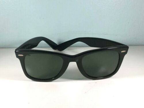 Vintage Ray Ban Wayfarer Sunglasses Bausch and Lomb