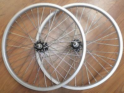 "20""X1.5""  PAIR ALUMINUM BMX BICYCLE RIMS BIKE PARTS B184"