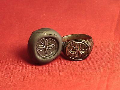 Римские Ancient Roman Legionary Seal Ring,
