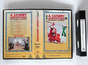 1956 Gumby Cartoons on VHS Tape Robina Gold Coast South Preview