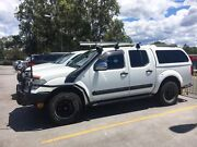 2007 Nissan Navara D40 ST-X 4WD Rouse Hill The Hills District Preview