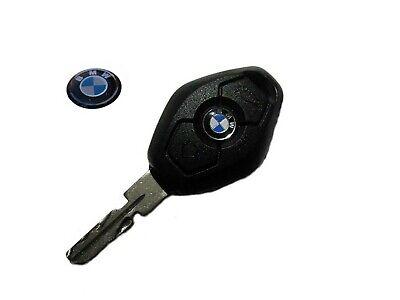 1 x BMW Schlüssel Emblem  3M Kleber Plakette 11mm Logo Auto Fernbedienung