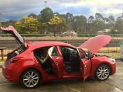 2017 MAZDA SP25 GT HATCHBACK Drummoyne Canada Bay Area Preview