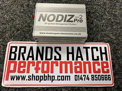 NODIZ Pro Ignition Only ECU With Unterminated Loom - 4 Cylinder