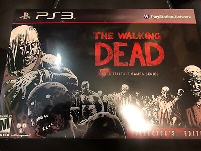 The Walking Dead: A TellTale Games Series Collector's Edition Sony PS3 for sale  Shipping to Canada