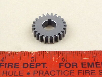 Nice Atlas 10 Craftsman 12 Lathe Quick Change Box 23 Tooth Gear Part 10-1518