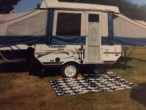 Tente roulotte Flagstaff Mac 2011