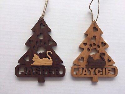 Personalised Christmas Ornaments (Personalised Pet Christmas Ornaments For Your)