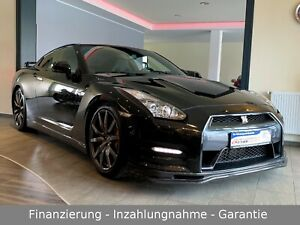 Nissan GT-R 3.8l Black Edition mit BOSE in Topzustand!!